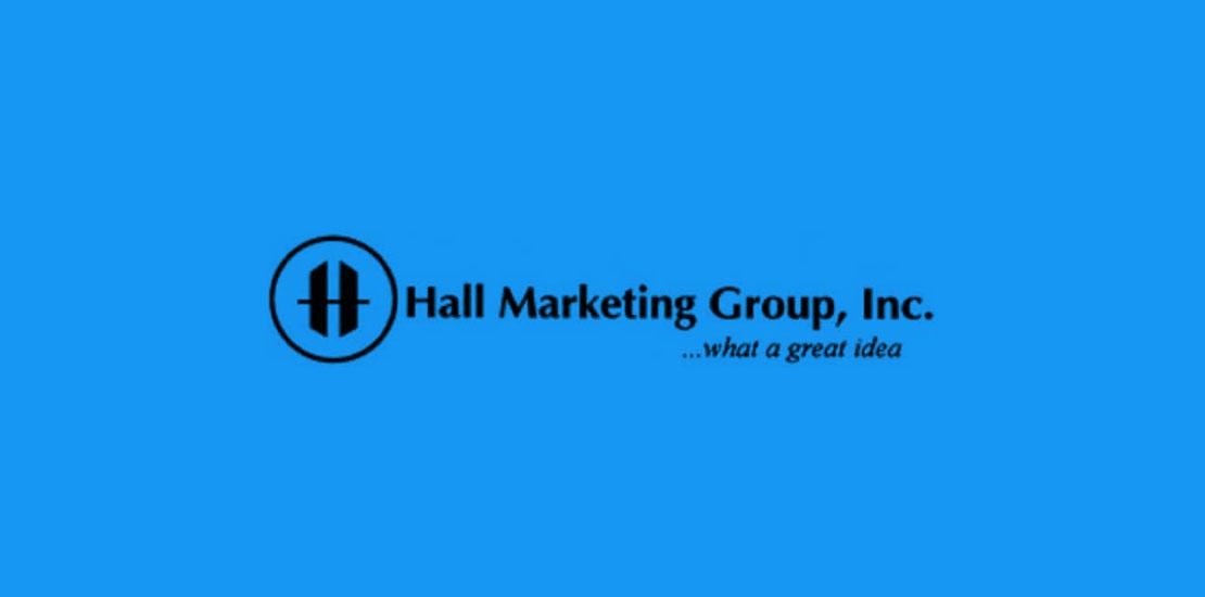 hall marketing Logo