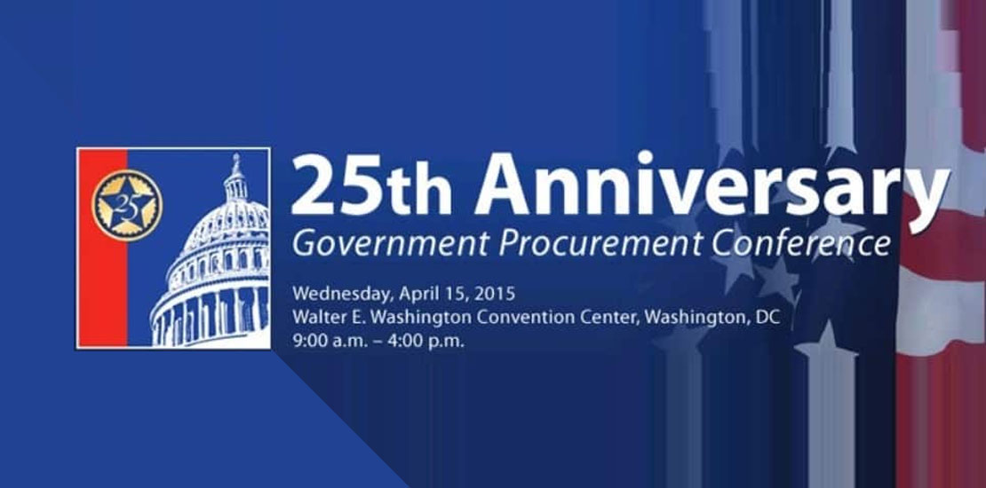 Plasma will attend government procurement conference 2015