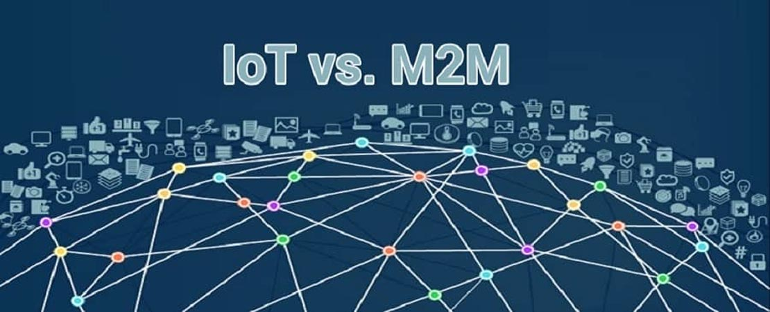 IoT vs. M2M – What is the Difference?
