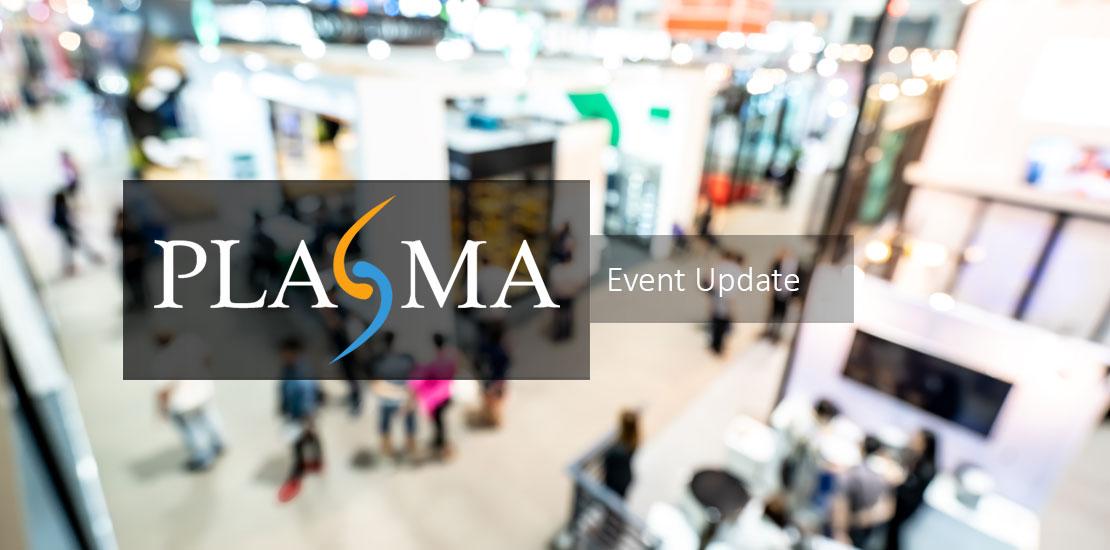 Plasma event update