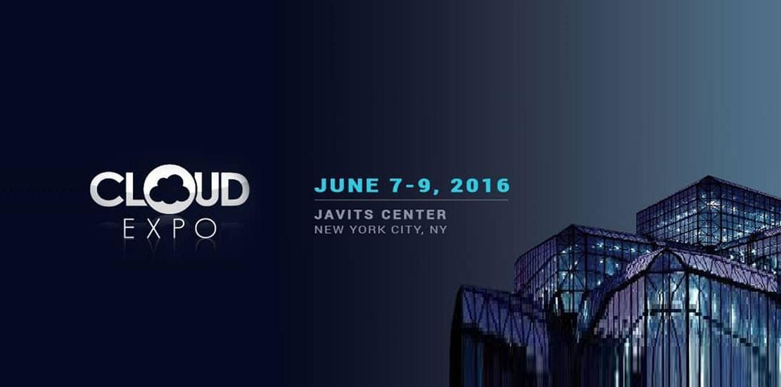Cloud Expo June 2016 NY