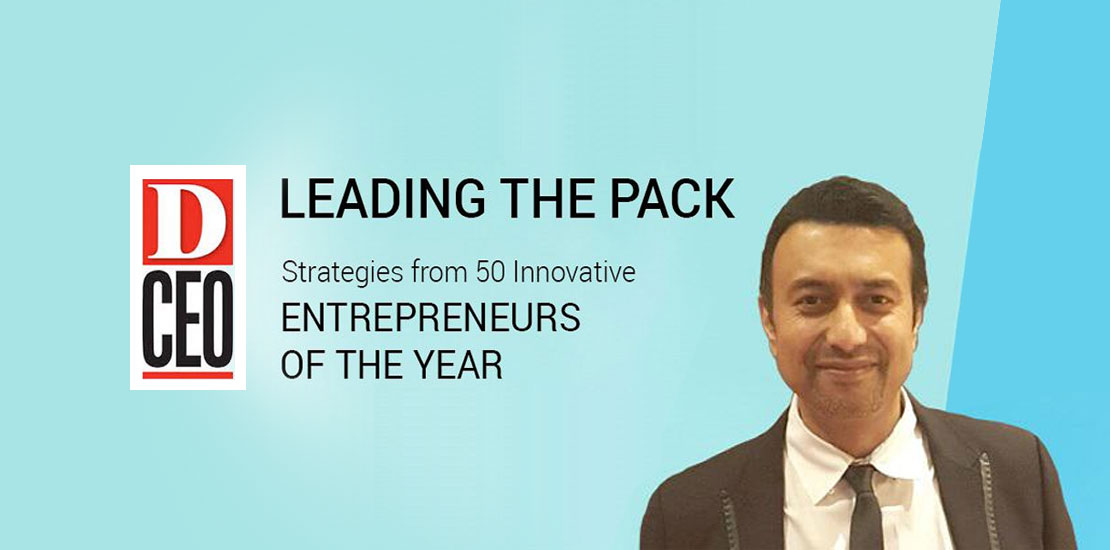 Yasser Khan D-CEO magazine 2016