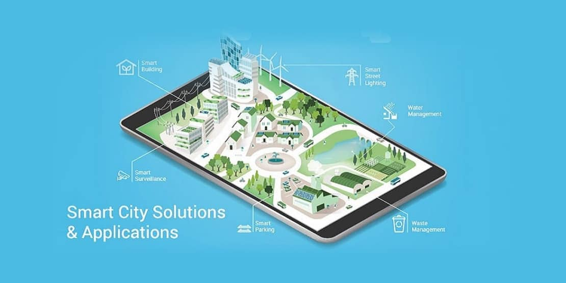 Smart City Solutions and Applications