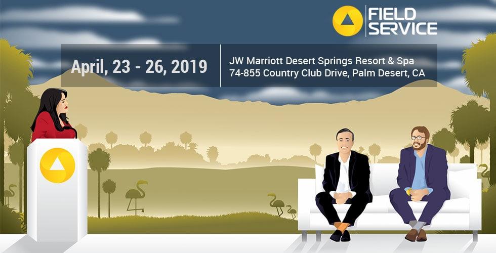 Plasma to attend Field Service USA 2019