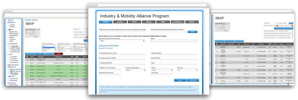 Industry & Mobility Alliance Program