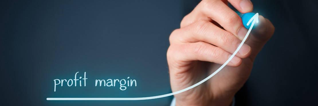 QTC Profit margins