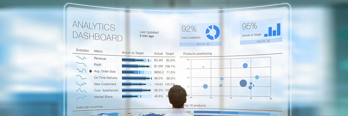 Analytics and Dashboarding